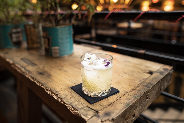 Cocktail La Luck bar restaurant Lille
