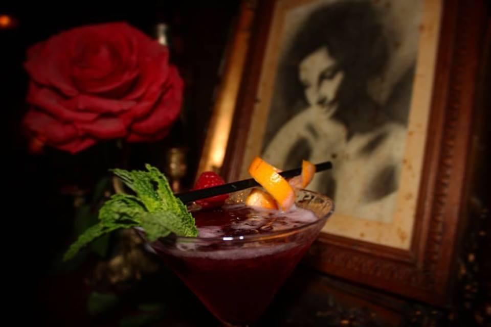 l'apothicaire bordeaux bar cosy cocktail