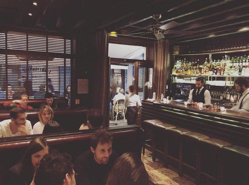 materrazza aperitivo l'antiquaire bar
