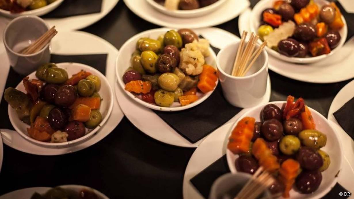 materrazza aperitivo selcius olives