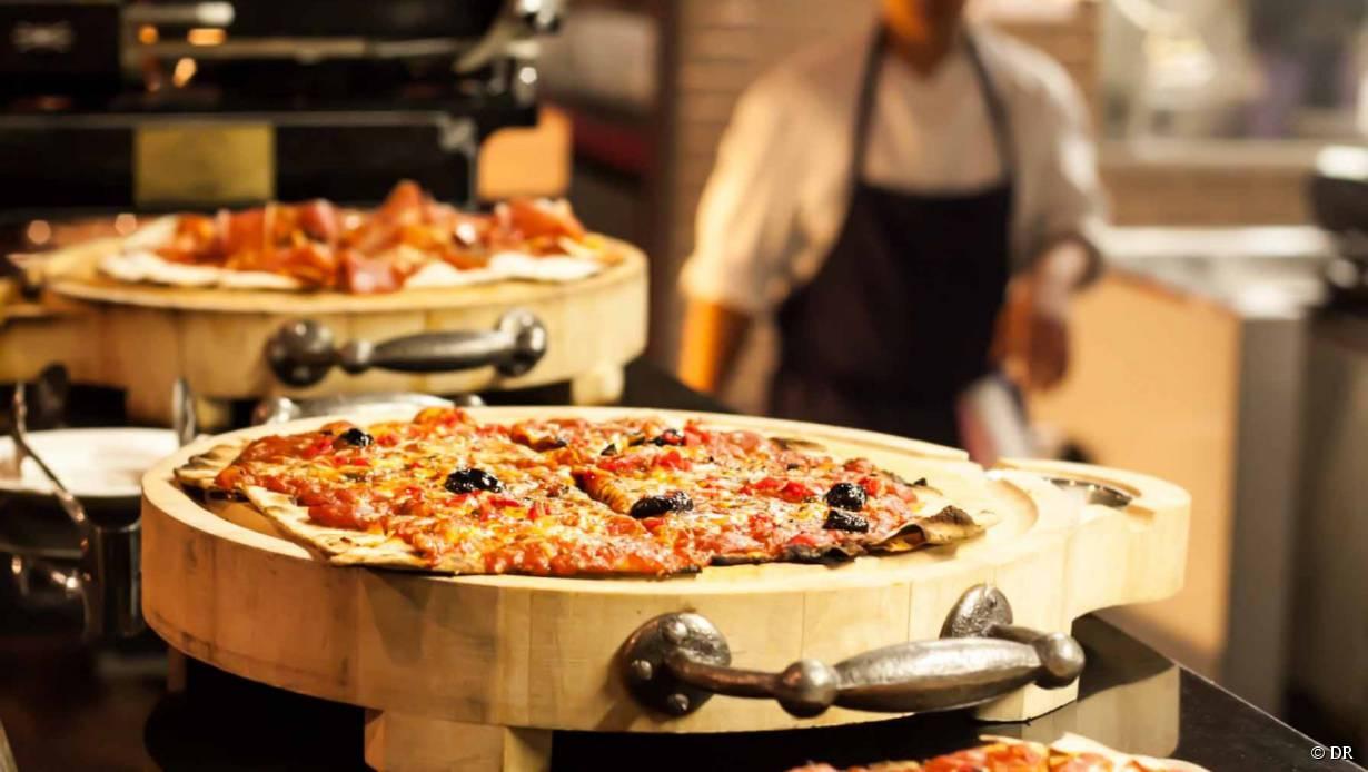 materrazza aperitivo selcius pizza