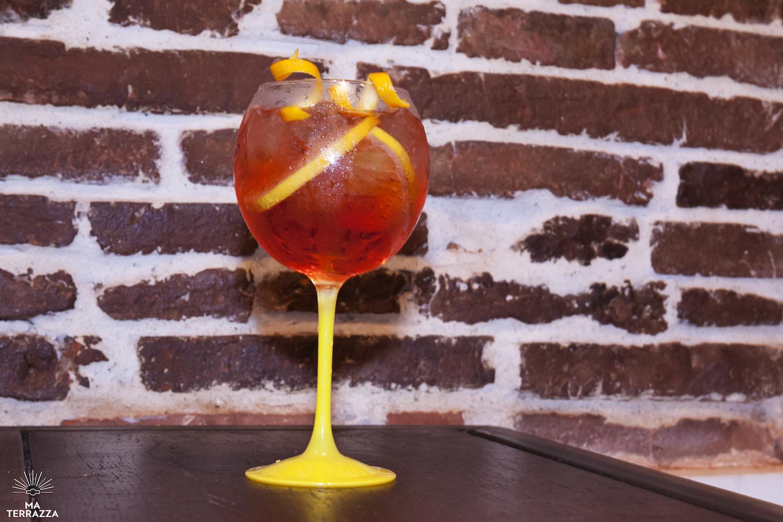 Le Club Martini Fiero & Tonic