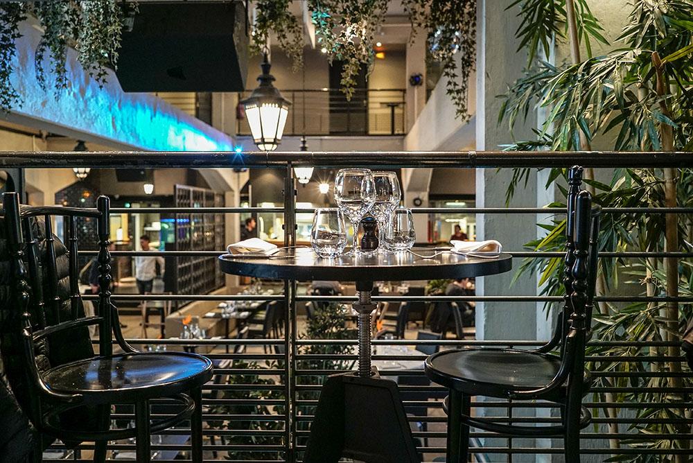 Le selcius restaurant bar lyon