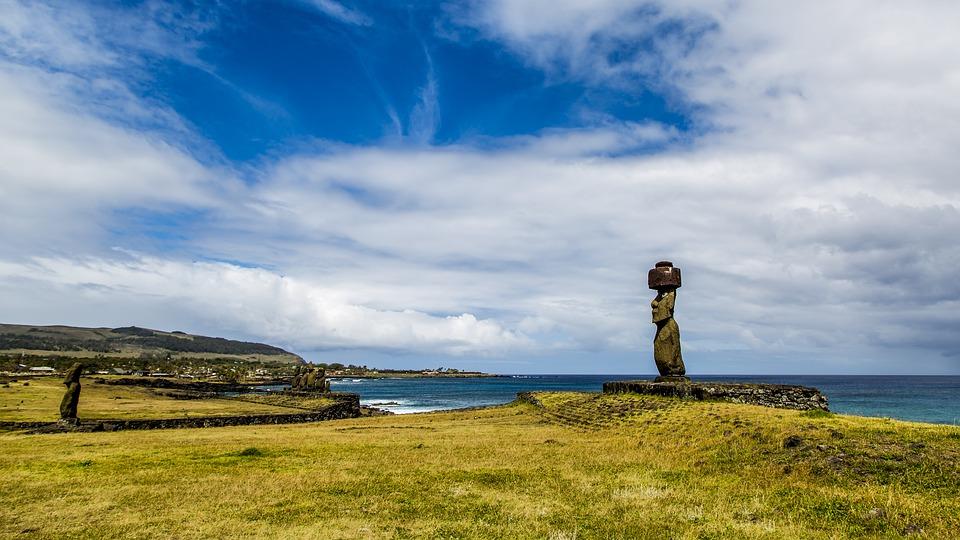 L'Île de Pâques : Le nombril du monde expo lille