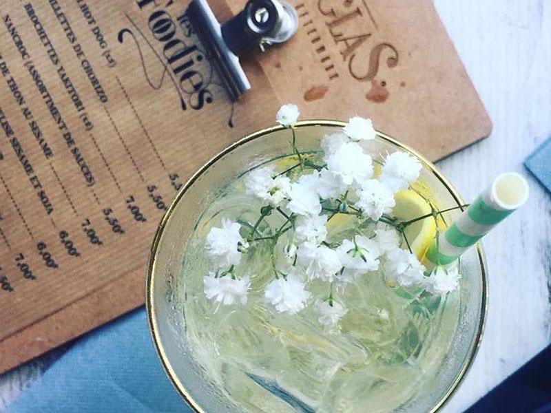 Le Dooglas nice cocktails