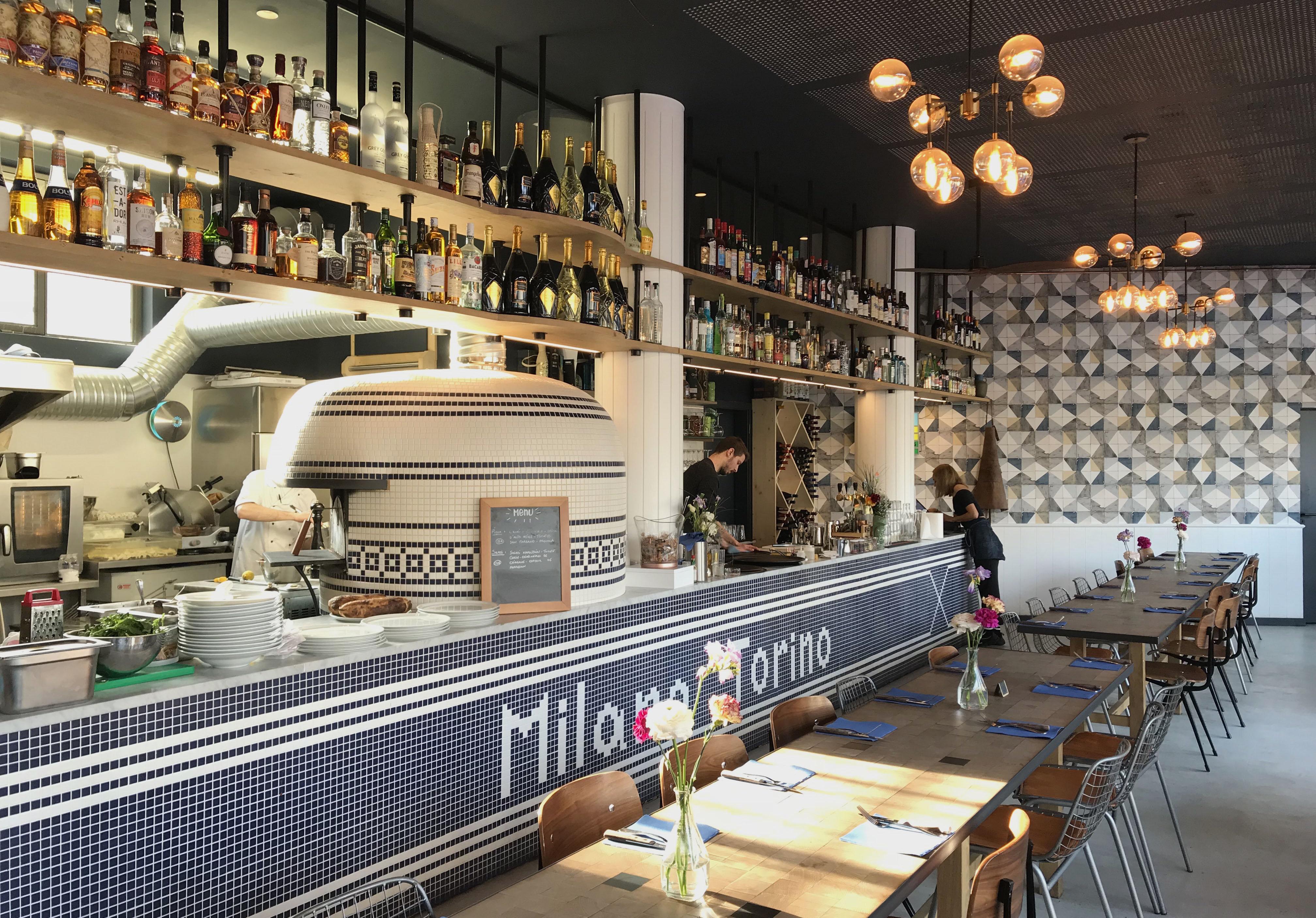 Milano-Torino MiTo strasbourg tables