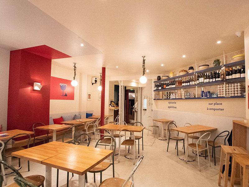 Apéro Saint-Martin bar paris salle