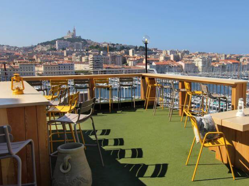 Hôtel Hermes Marseille