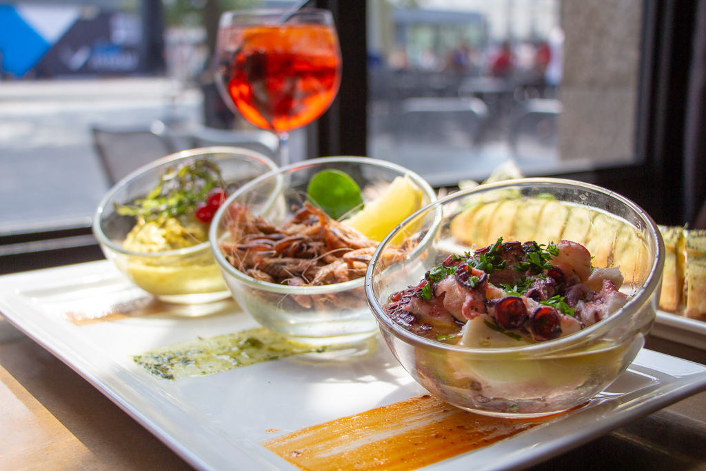 octopus nantes restaurant