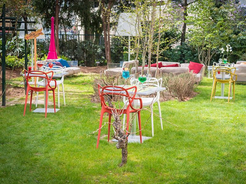 le jardin terrasse paris