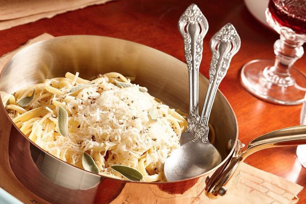 materrazza aperitivo little italy pâtes