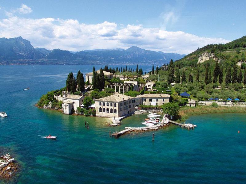 lac de garde lac italie