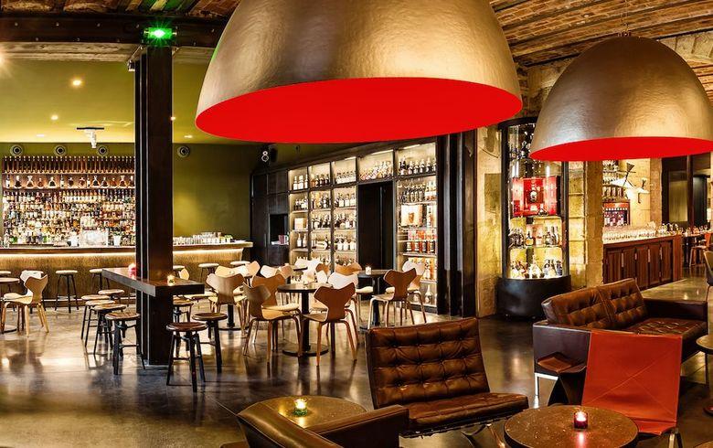 le point rouge bar bordeaux apero cocktail