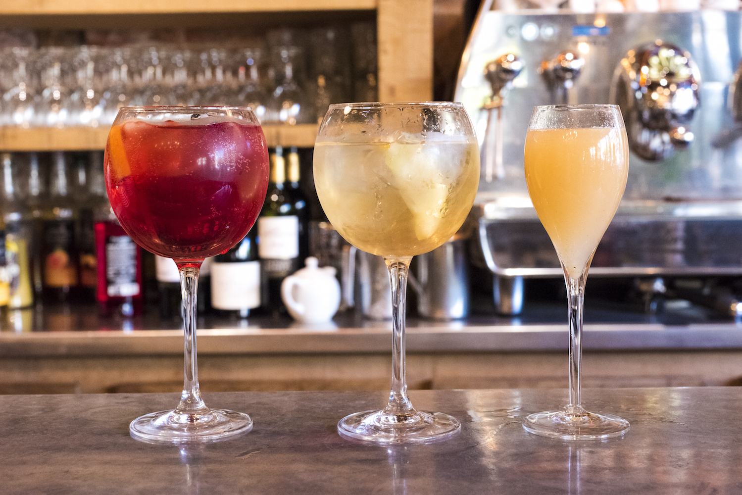 Cocktails Aperitivo
