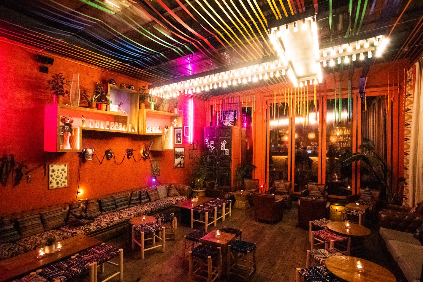 la mezcaleria bar cocktail paris