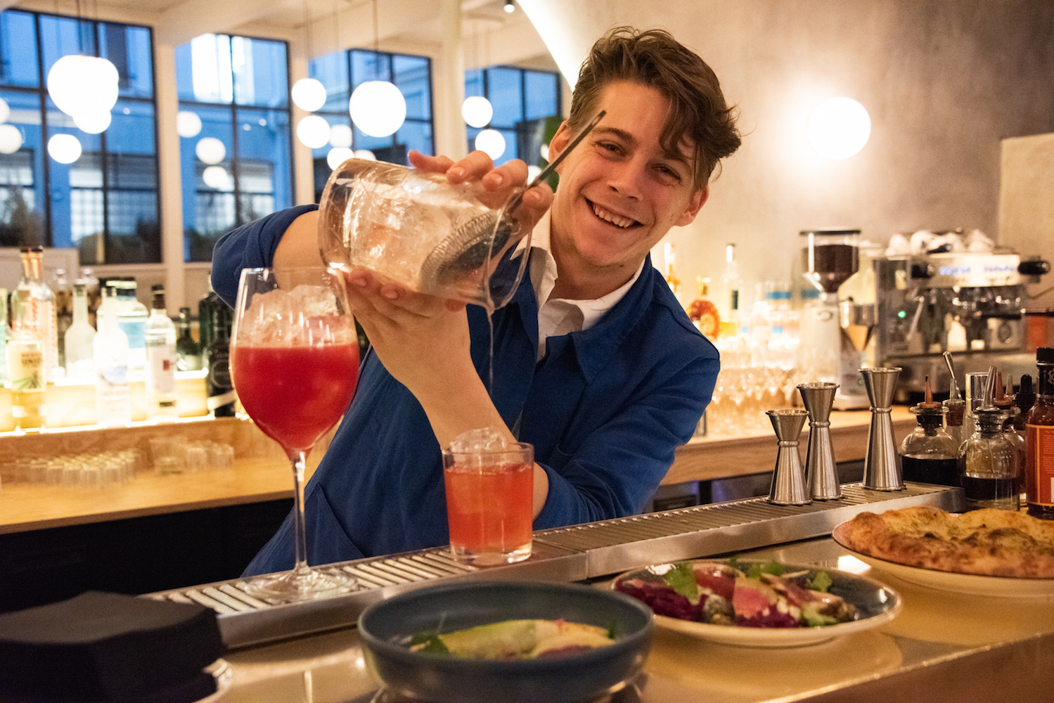 Malro Paris Bartender