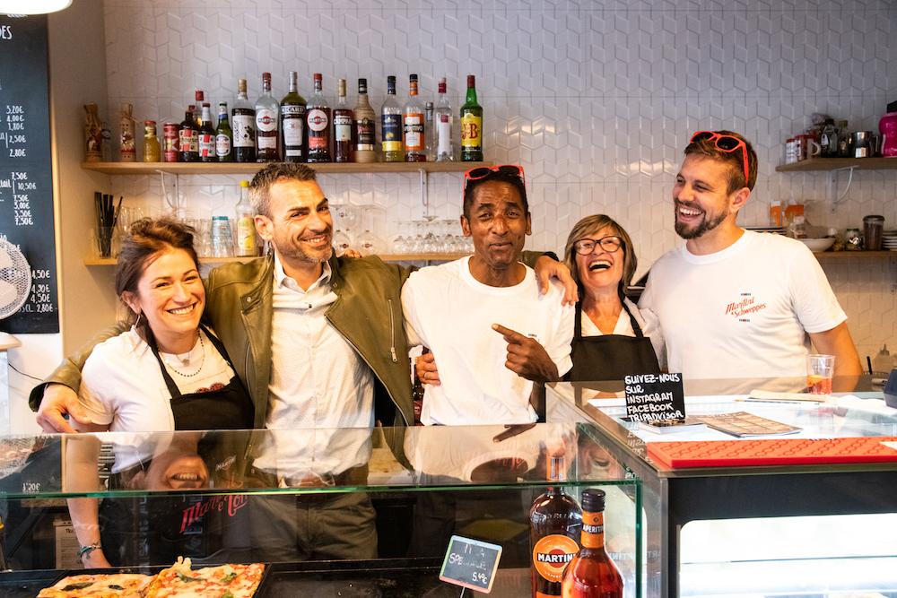 spiga restaurant italie paris 12