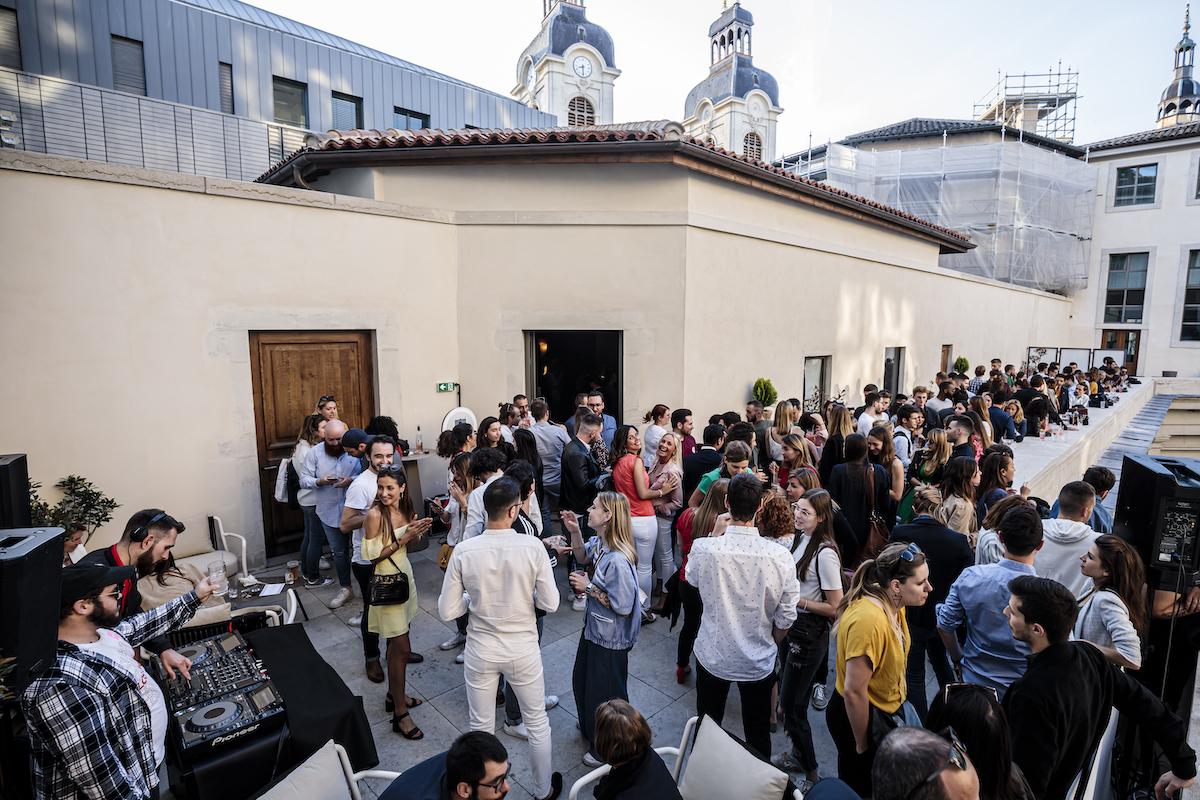 Officine Ma Terrazza Aperitivo Top des spots pour prolonger l'été à Lyon