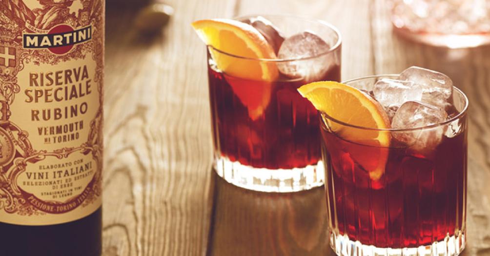 martini riserva speciale negroni cocktail selcius lyon