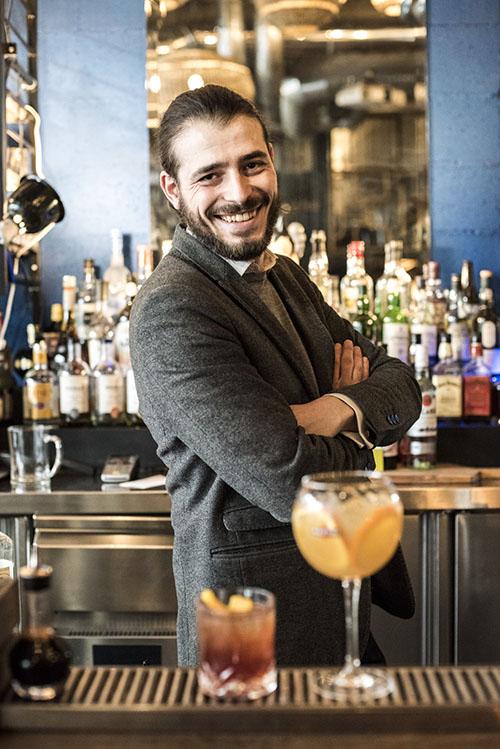 materrazza aperitivo wanted bartender
