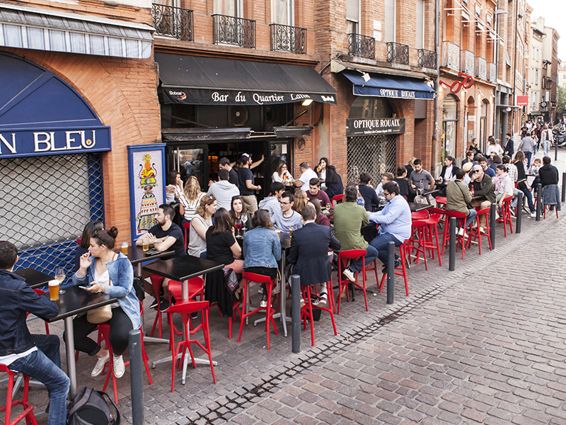 Le Quartier Latin bar lille