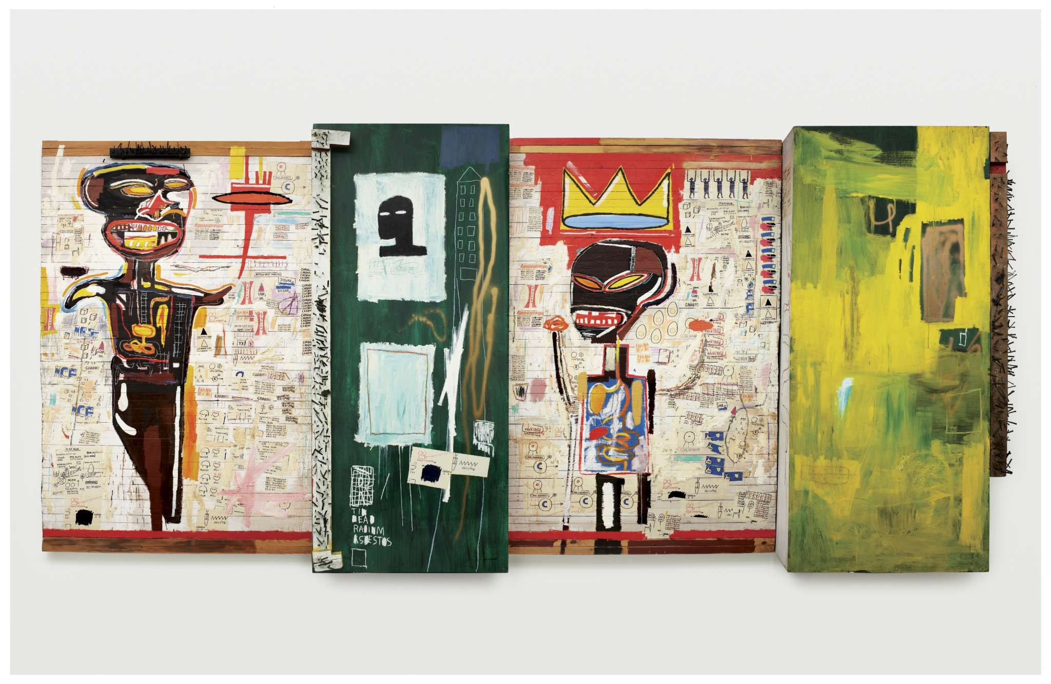 exposition Basquiat Fondation Louis Vuitton Paris