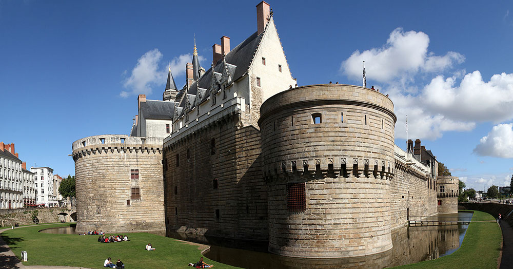 materrazza aperitivo expo rock château des ducs de Bretagne