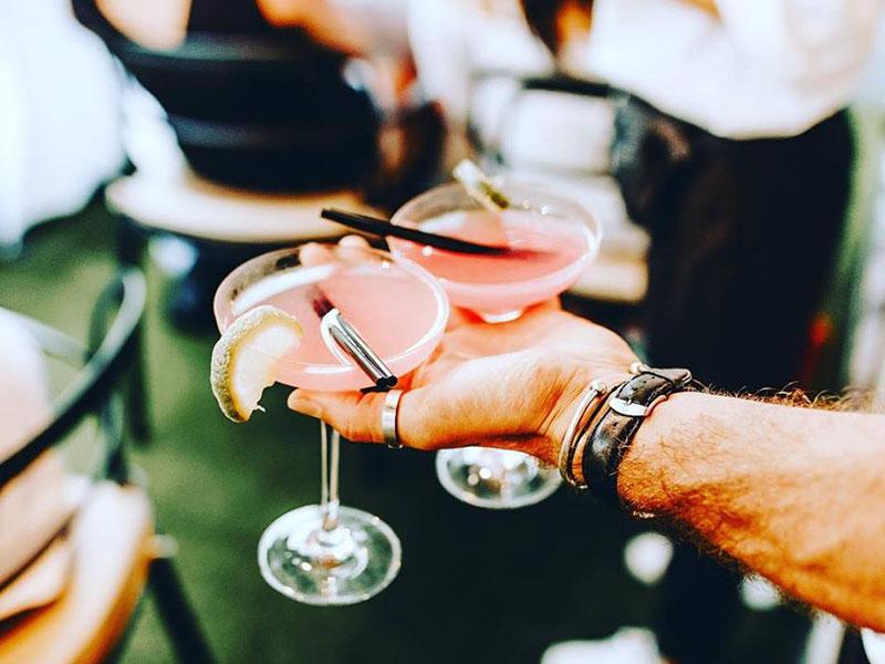 Le Métropolitan Nice cocktails