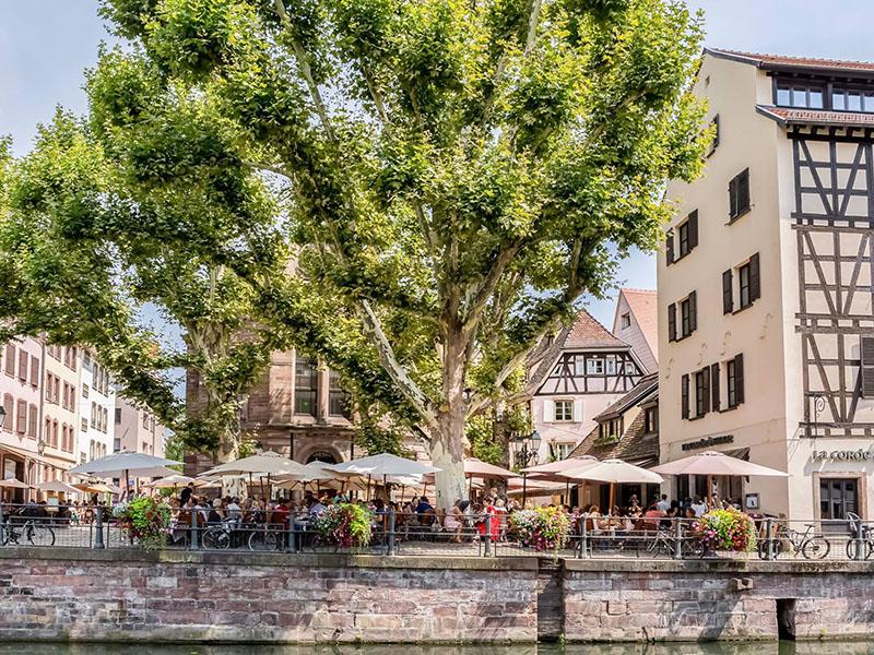 corde a linge terrasse strasbourg aperitivo