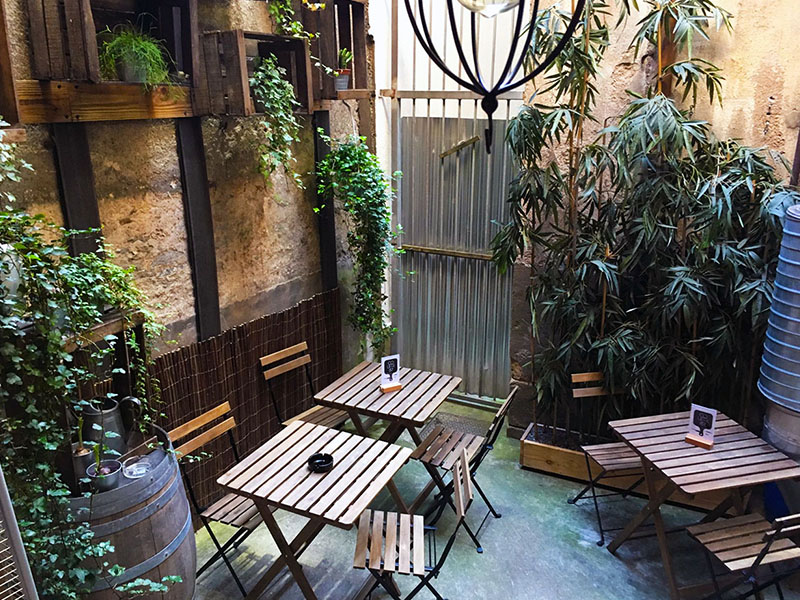 cour 87 Terrasse lille