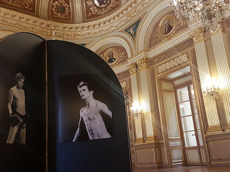 Noureev Moulins, Dieu de la danse expo bordeaux