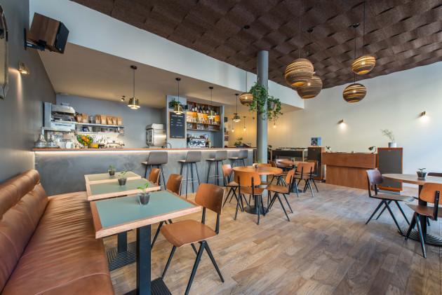 Café Mancuso bar cosy bordeaux