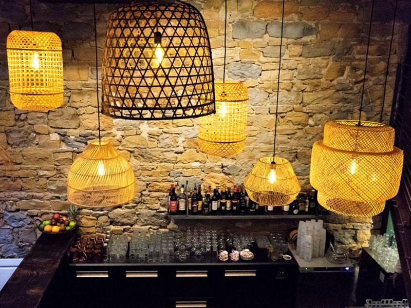 sauvage bar aperitivo lyon deco