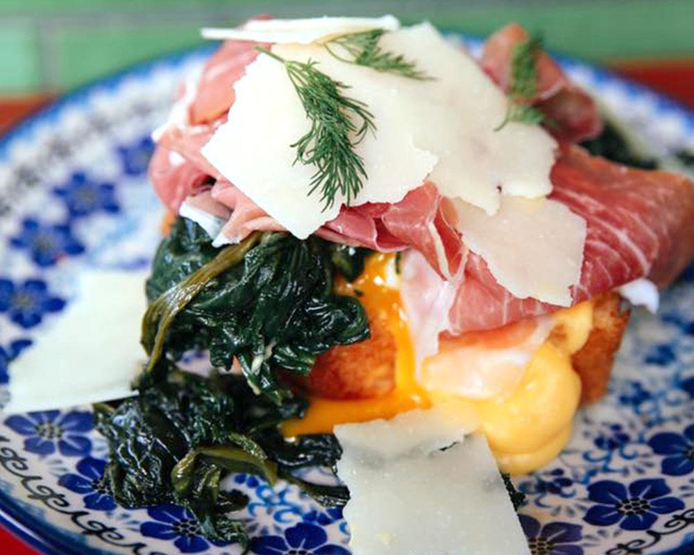 materrazza aperitivo brunchs italiens EAST MAMMA