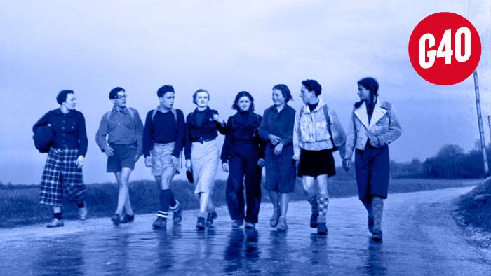 Génération 40 - Les jeunes dans la guerre