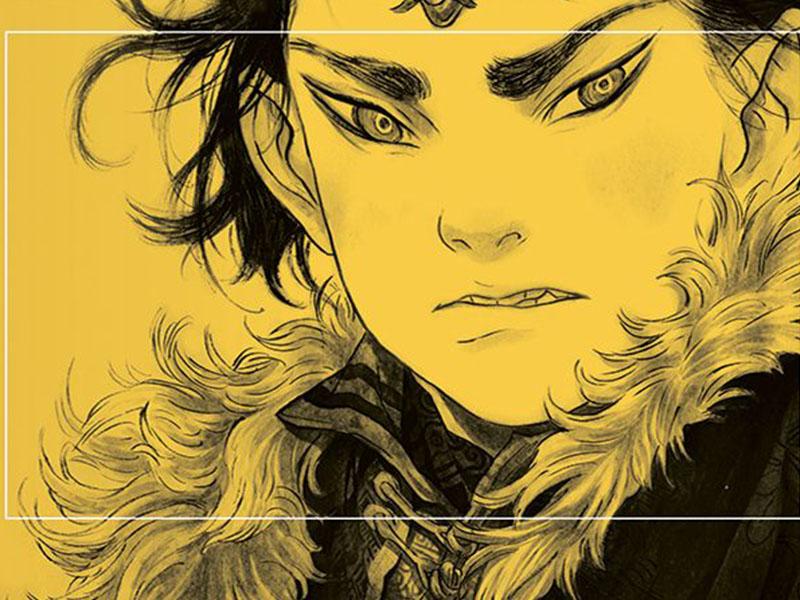 Mangasia, merveilles de la bande dessinée d'Asie expo nantes