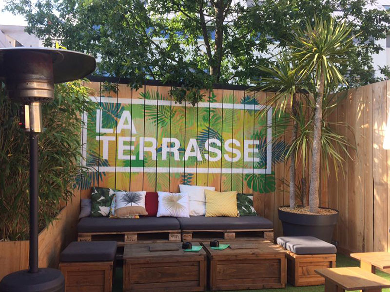 new factory Terrasse lille