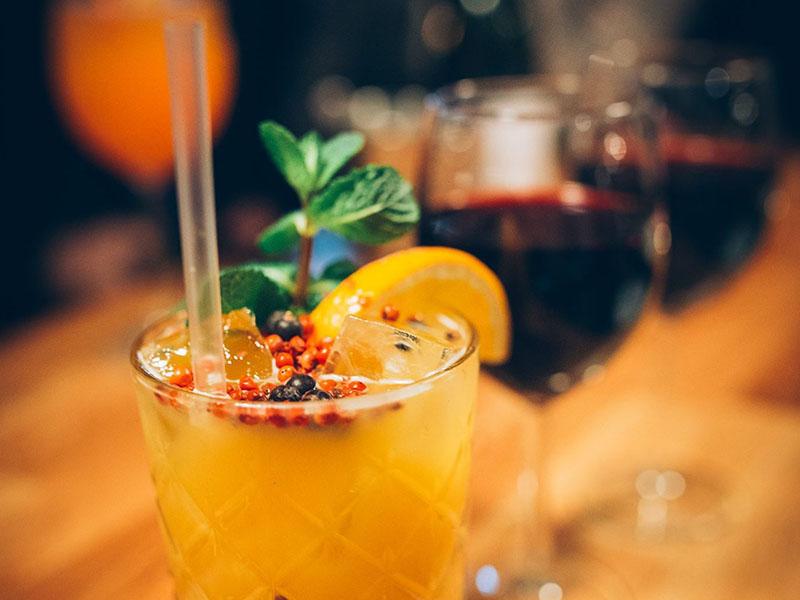 Le Comptoir d'Endoume restaurant marseille cocktails