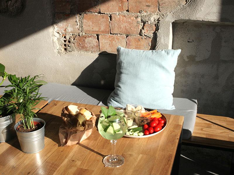 Le Comptoir d'Endoume restaurant marseille terrasse