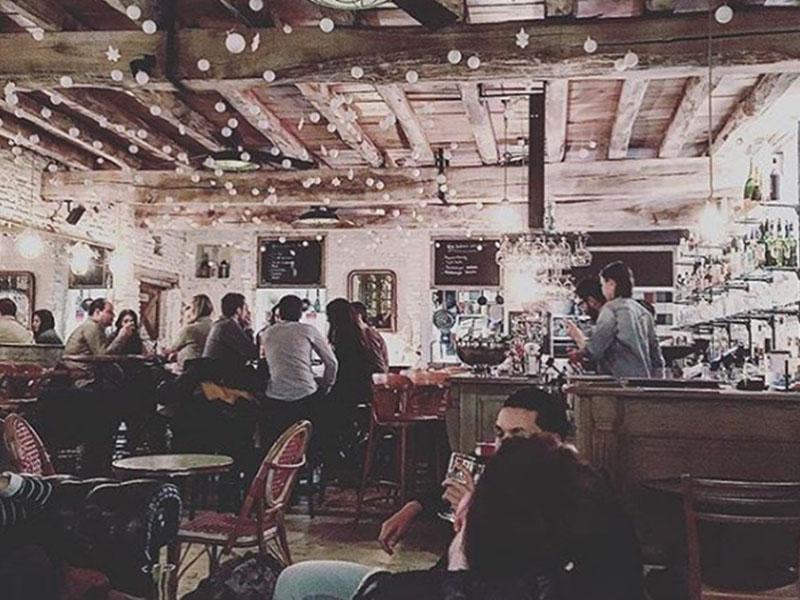 La Maison bar aperitivo toulouse