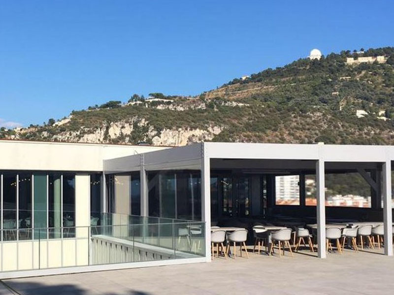 65 rooftop terrasse nice
