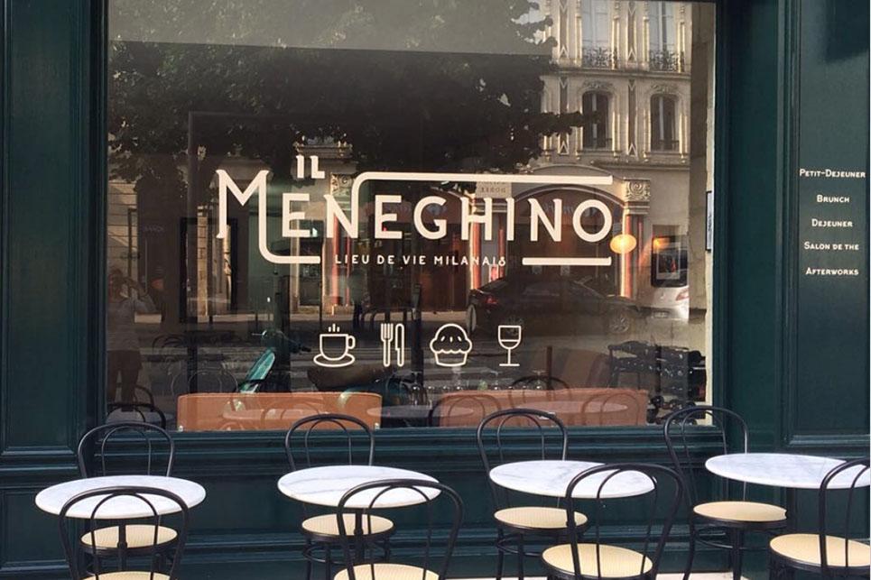 Il Meneghino café