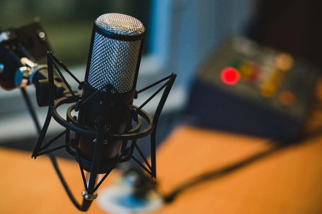 podcast média