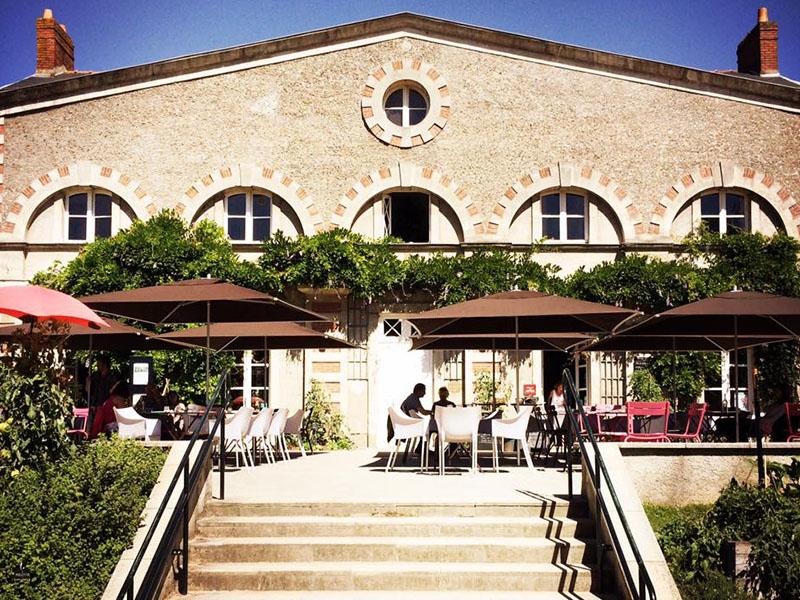Le cafe de l'orangerie Terrasse lille