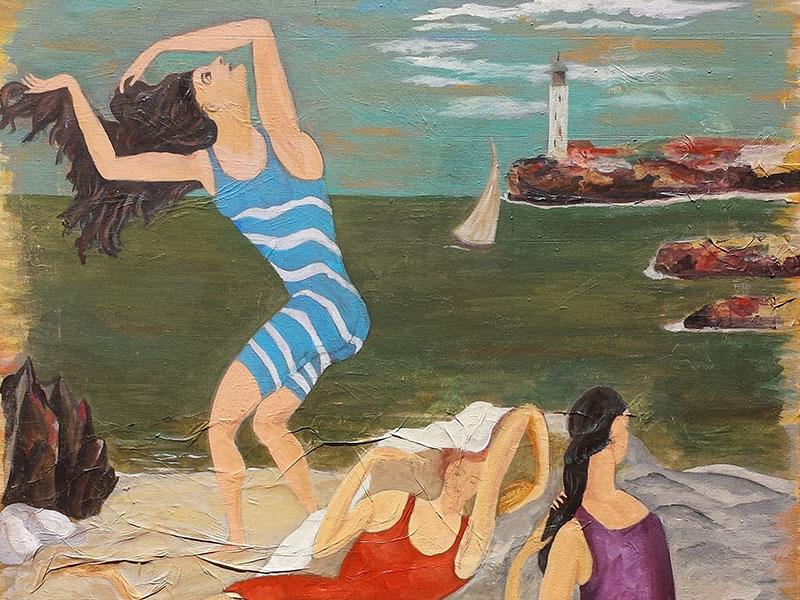 expo musée picasso peinture