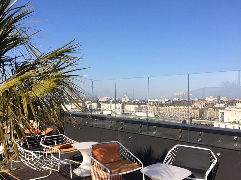 Le Vertigo rooftop nantes