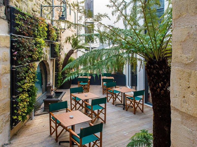 tables vatel terrasse bordeaux aperitivo