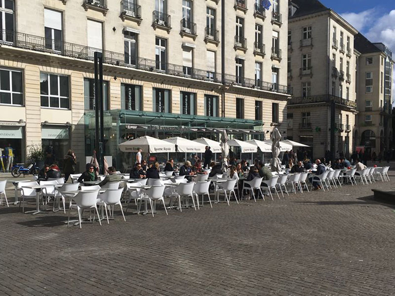 taverne royale terrasse nantes aperitivo