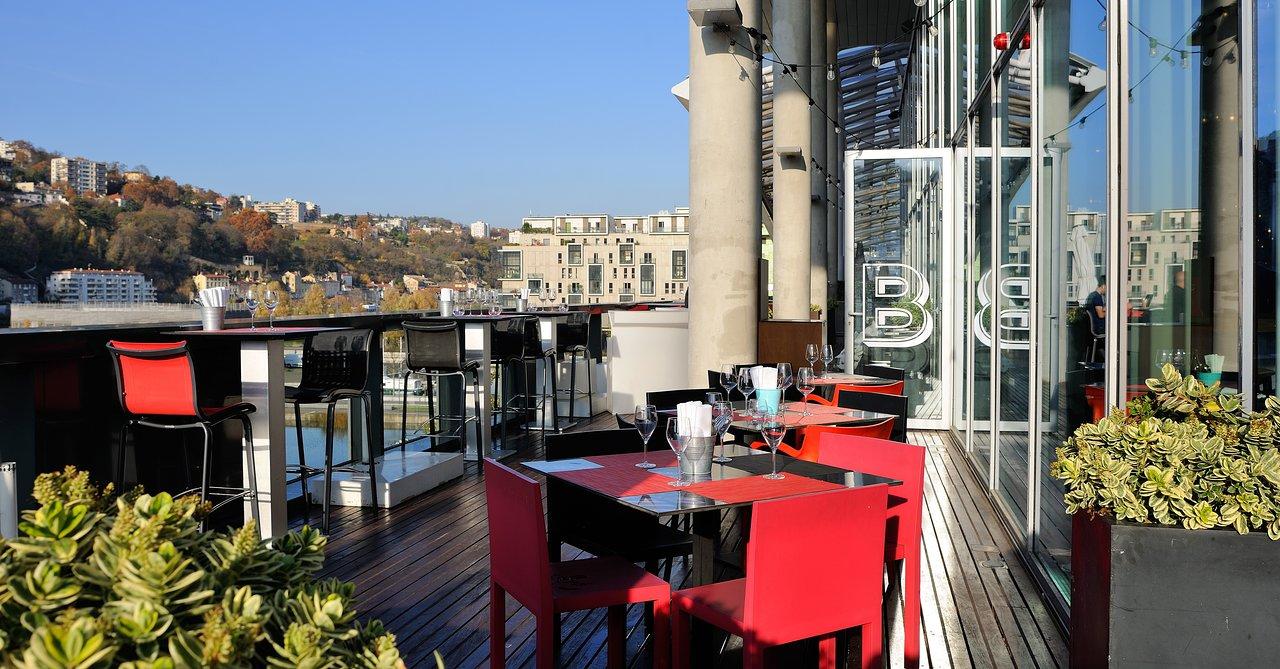 Terrasse Gourme Bar Ma Terrazza Aperitivo Top des spots pour prolonger l'été à Lyon