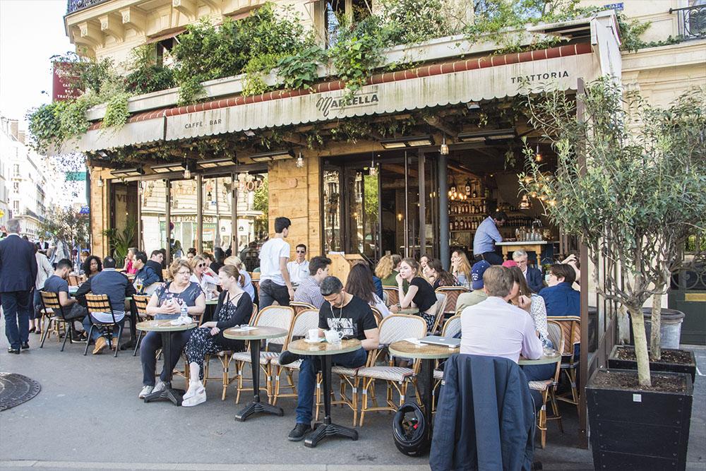 materrazza aperitivo MARCELLA terrasse